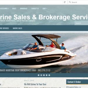 BR Marine Sales Sydney NS
