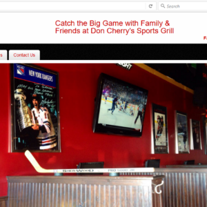 Don Cherrys Sports Grill Cape Breton