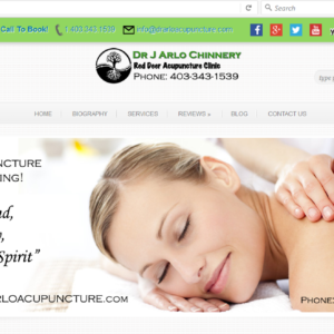 Dr Arlo Acupuncture Red Deer AB