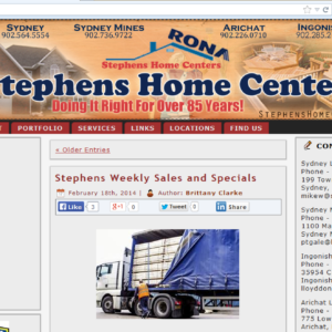 Stephens Home Center