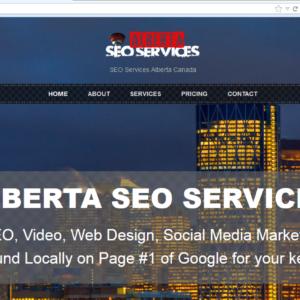 Alberta SEO Services