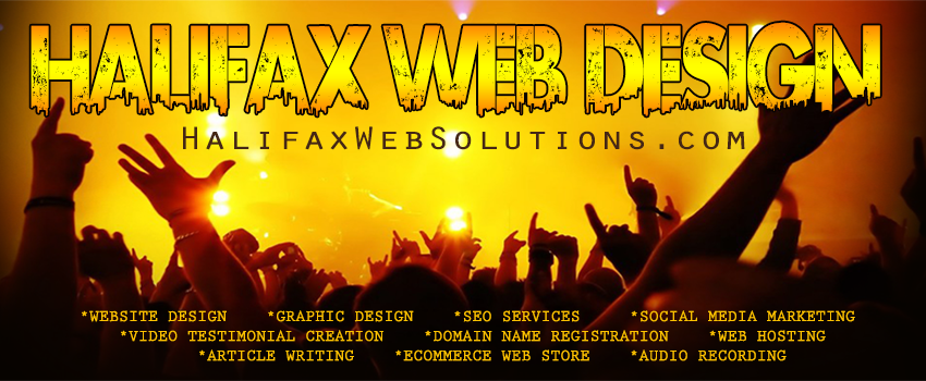 Halifax Web Design Solutions ~ 902.304.1302