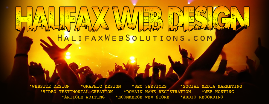 Halifax Web Design