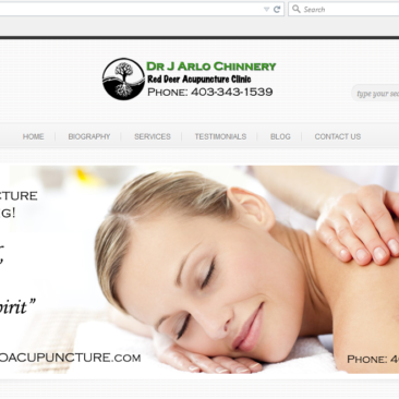 Red Deer Acupuncture