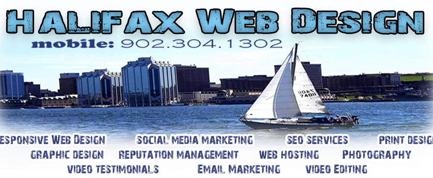 Halifax Optimized Web Design Services