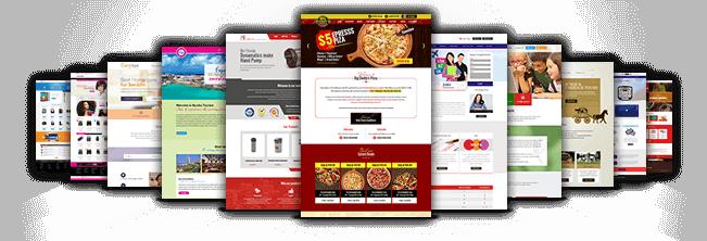 Modern web design, mobile friendly web design agency halifax